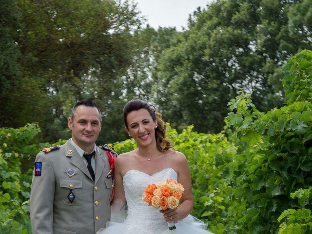 Le mariage de Fred et Céline à Carcassonne, Aude 6