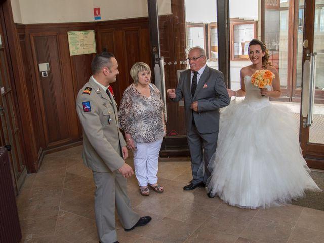 Le mariage de Fred et Céline à Carcassonne, Aude 12