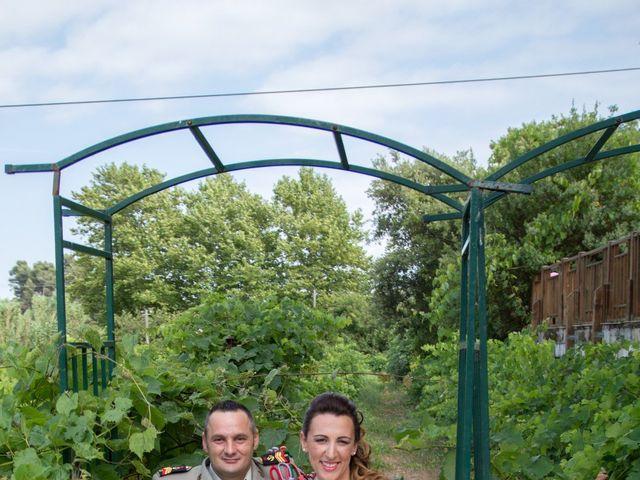 Le mariage de Fred et Céline à Carcassonne, Aude 17