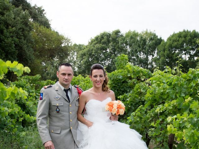 Le mariage de Fred et Céline à Carcassonne, Aude 18
