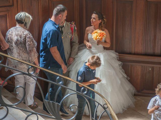 Le mariage de Fred et Céline à Carcassonne, Aude 23