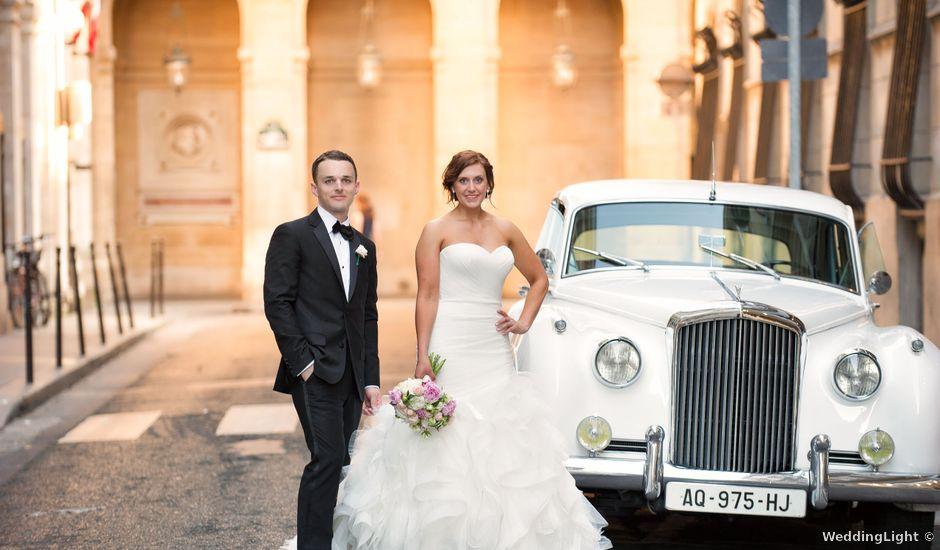 Le mariage de Creg et Shelby à Paris, Paris