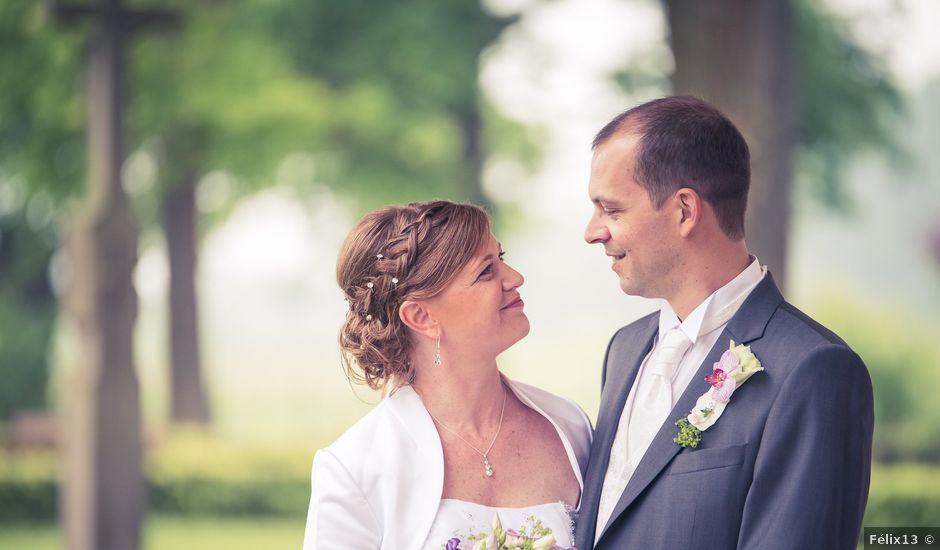 Le mariage de Guillaume et Gaëlle à Illkirch-Graffenstaden, Bas Rhin