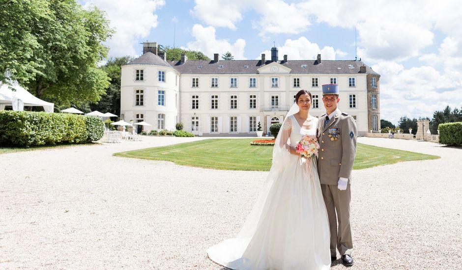 Le mariage de Charles et Emilie à Saint-Avé, Morbihan