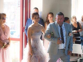 Le mariage de Nathalie  et Cyril  2