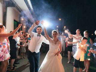 Le mariage de Marine et Edouard