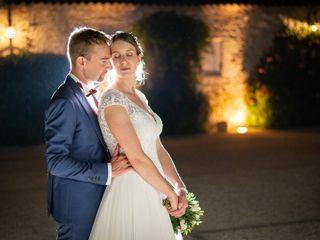 Le mariage de Marie-Laure et Benjamin