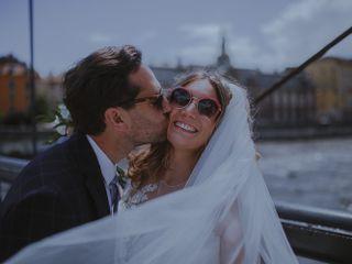 Le mariage de Lucille et Cyril