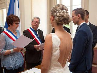 Le mariage de Pauline et David 2