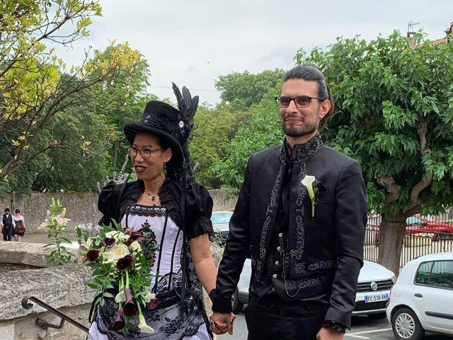 Le mariage de Antoine et Sophany à Pennautier, Aude 3