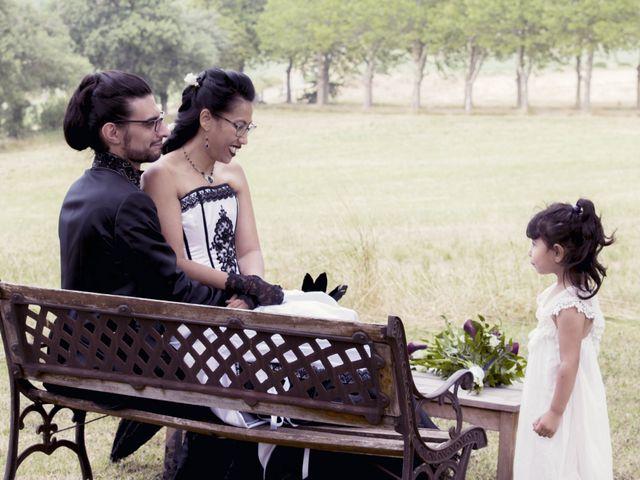 Le mariage de Antoine et Sophany à Pennautier, Aude 1