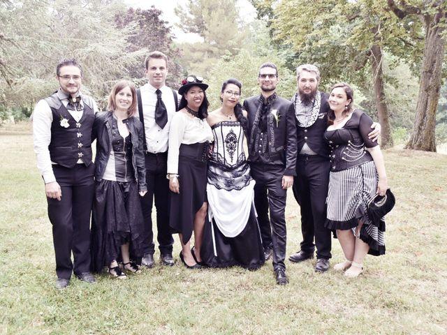 Le mariage de Antoine et Sophany à Pennautier, Aude 24