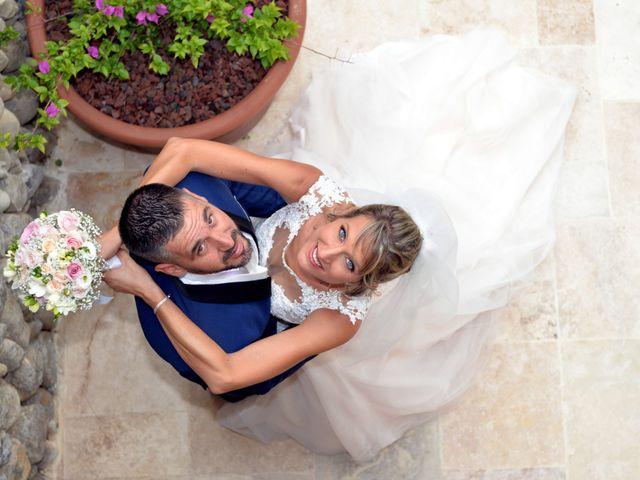 Le mariage de Caroline et Aurélien