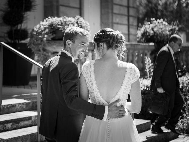 Le mariage de Benjamin et Marie-Laure à Blasimon, Gironde 24