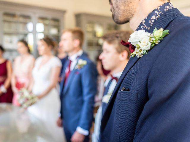 Le mariage de Benjamin et Marie-Laure à Blasimon, Gironde 27