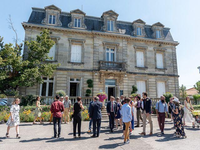 Le mariage de Benjamin et Marie-Laure à Blasimon, Gironde 32