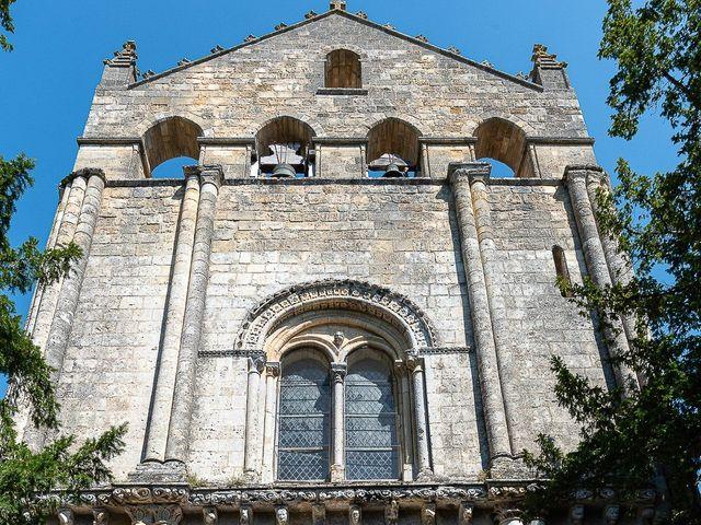 Le mariage de Benjamin et Marie-Laure à Blasimon, Gironde 34