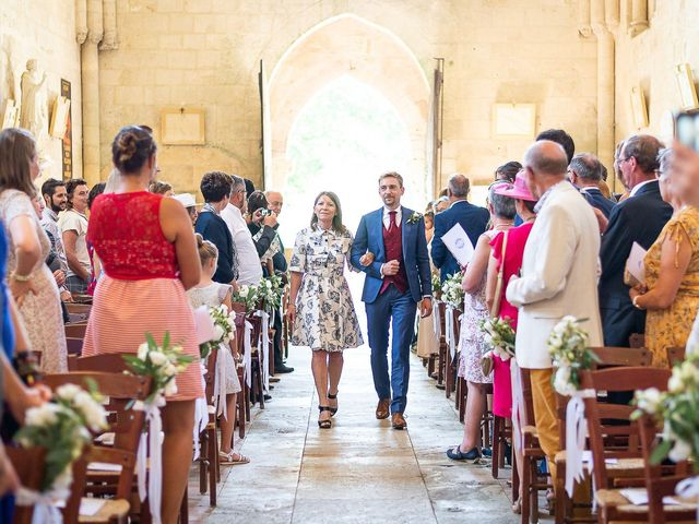Le mariage de Benjamin et Marie-Laure à Blasimon, Gironde 35