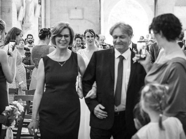 Le mariage de Benjamin et Marie-Laure à Blasimon, Gironde 36