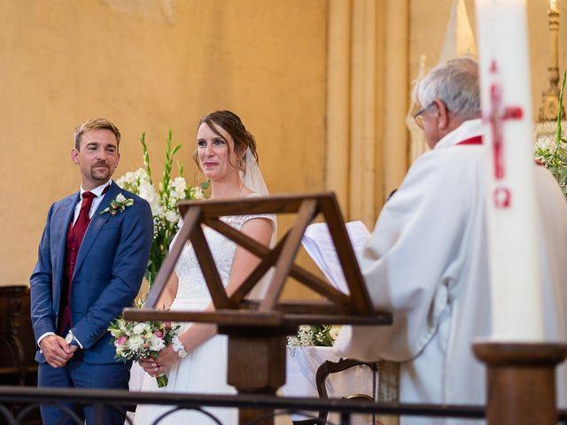 Le mariage de Benjamin et Marie-Laure à Blasimon, Gironde 37