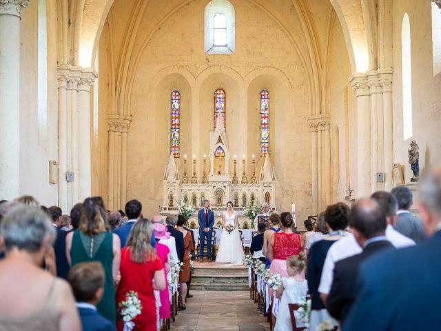 Le mariage de Benjamin et Marie-Laure à Blasimon, Gironde 38