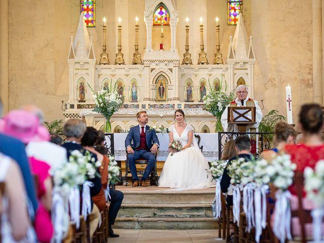 Le mariage de Benjamin et Marie-Laure à Blasimon, Gironde 40