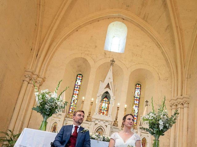 Le mariage de Benjamin et Marie-Laure à Blasimon, Gironde 41