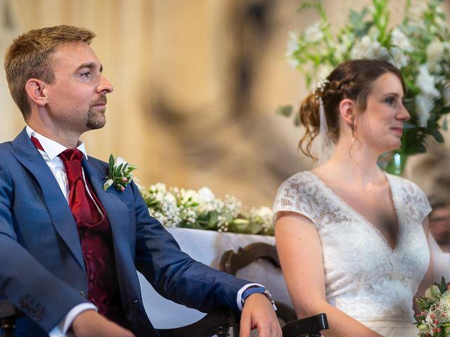 Le mariage de Benjamin et Marie-Laure à Blasimon, Gironde 42