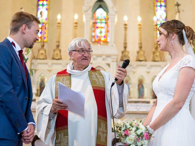 Le mariage de Benjamin et Marie-Laure à Blasimon, Gironde 44