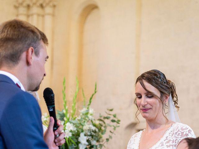 Le mariage de Benjamin et Marie-Laure à Blasimon, Gironde 45
