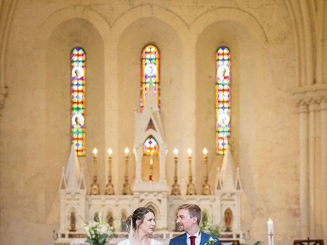 Le mariage de Benjamin et Marie-Laure à Blasimon, Gironde 49