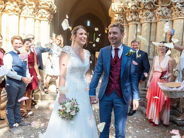 Le mariage de Benjamin et Marie-Laure à Blasimon, Gironde 50