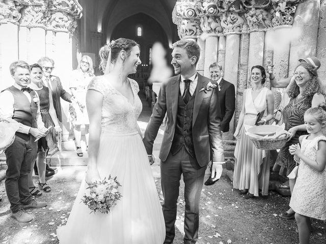 Le mariage de Benjamin et Marie-Laure à Blasimon, Gironde 51