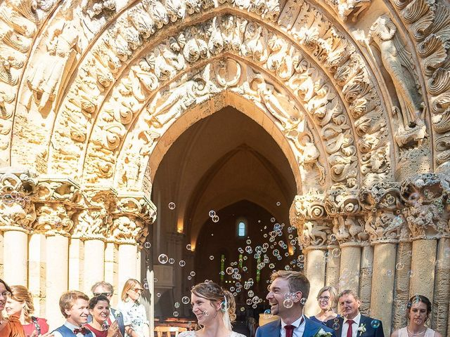 Le mariage de Benjamin et Marie-Laure à Blasimon, Gironde 52