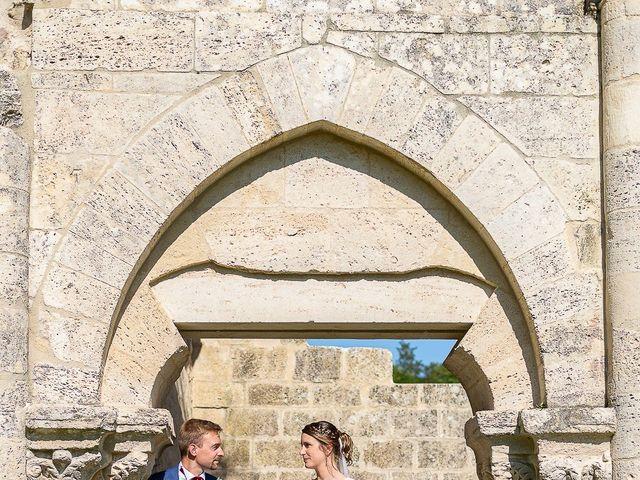 Le mariage de Benjamin et Marie-Laure à Blasimon, Gironde 53