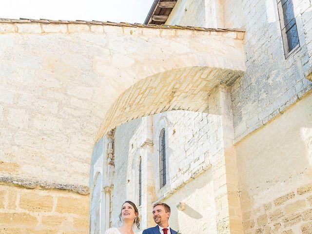 Le mariage de Benjamin et Marie-Laure à Blasimon, Gironde 54