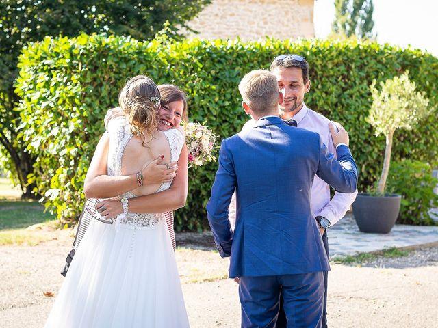 Le mariage de Benjamin et Marie-Laure à Blasimon, Gironde 55