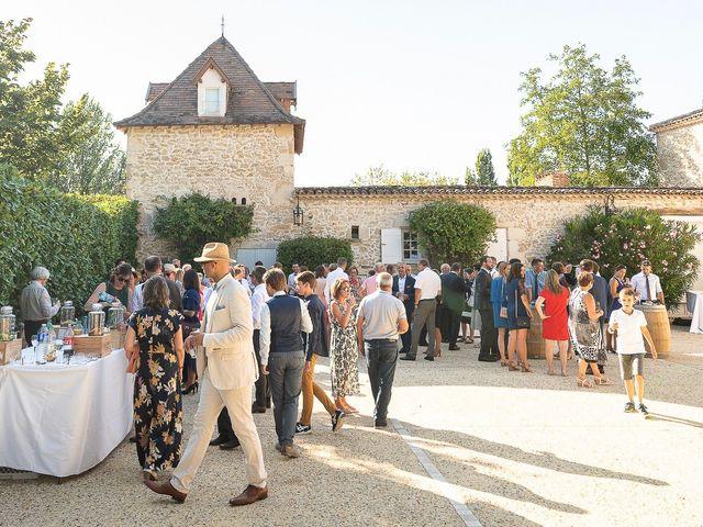 Le mariage de Benjamin et Marie-Laure à Blasimon, Gironde 57