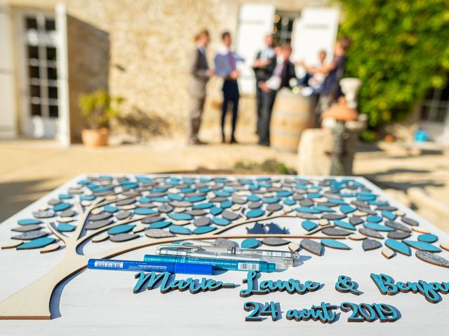 Le mariage de Benjamin et Marie-Laure à Blasimon, Gironde 63