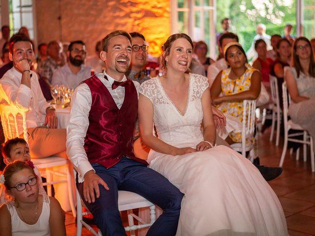 Le mariage de Benjamin et Marie-Laure à Blasimon, Gironde 66