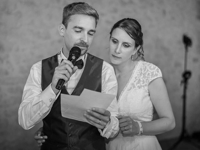 Le mariage de Benjamin et Marie-Laure à Blasimon, Gironde 71