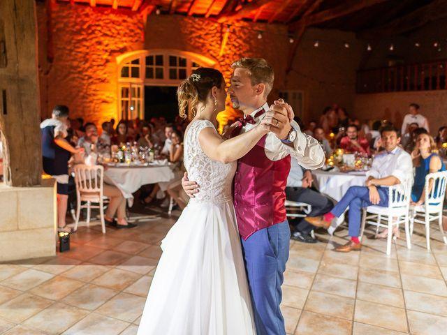 Le mariage de Benjamin et Marie-Laure à Blasimon, Gironde 74