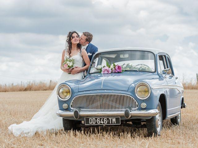 Le mariage de Jorrit et Samara à Brives, Indre 2