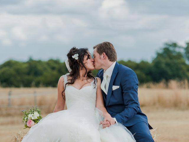 Le mariage de Jorrit et Samara à Brives, Indre 3