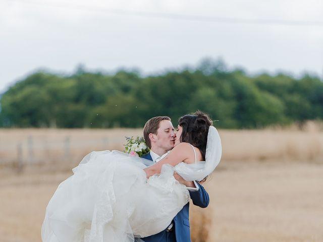 Le mariage de Jorrit et Samara à Brives, Indre 6