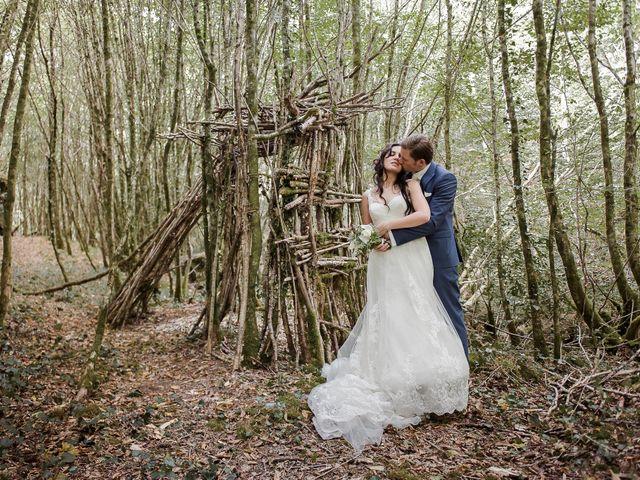 Le mariage de Jorrit et Samara à Brives, Indre 1