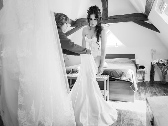 Le mariage de Jorrit et Samara à Brives, Indre 20