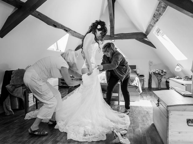 Le mariage de Jorrit et Samara à Brives, Indre 21