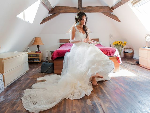 Le mariage de Jorrit et Samara à Brives, Indre 23