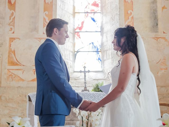 Le mariage de Jorrit et Samara à Brives, Indre 35